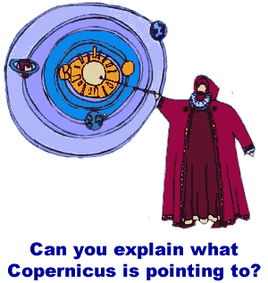 Nicolaus Copernicus - History for kids.